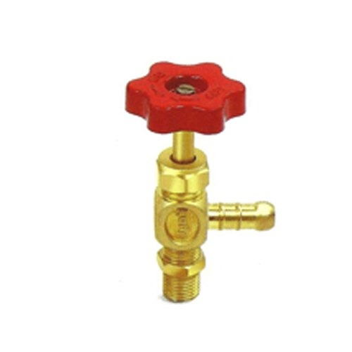 Why Only Brass is used for LPG valves & fittings?